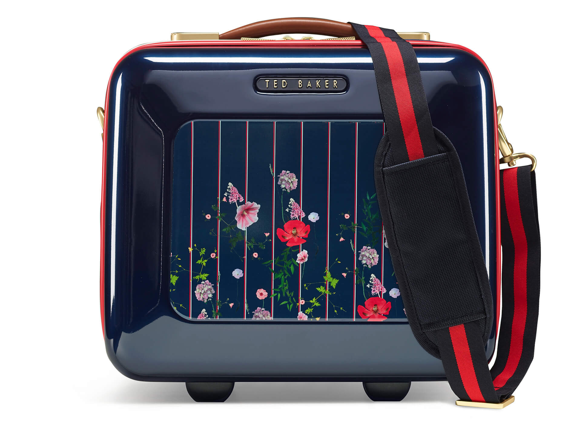 Ted Baker Take Flight Hedgerow Vanity Case