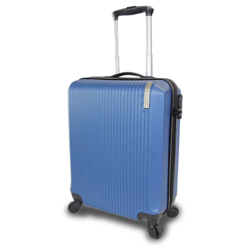 Qubed Theorem 55cm 4-Wheel Cabin Case