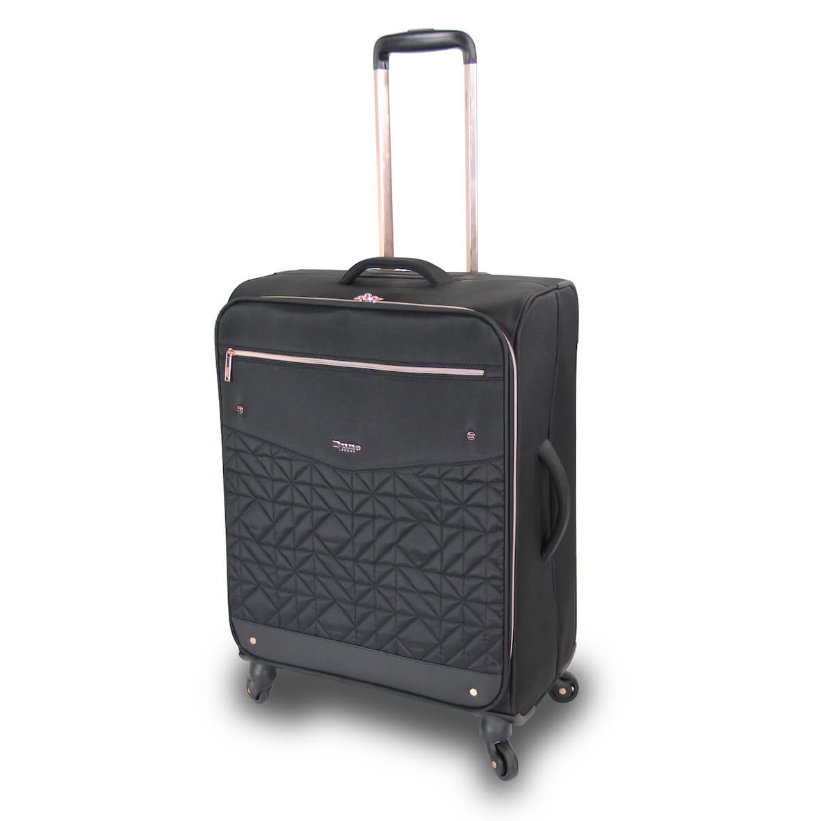 Dune London Tianna 66cm 4-Wheel Suitcase
