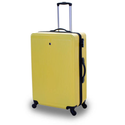 QUBEd Theta Set Of 3 Suitcases