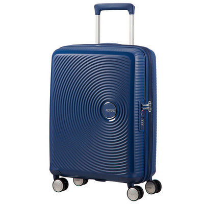 American Tourister Soundbox 55cm 4-Wheel Expandable Cabin Case