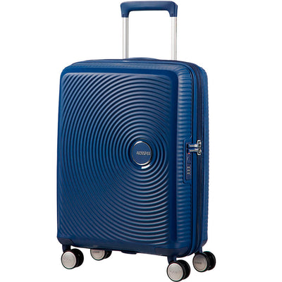American Tourister Soundbox 67cm 4-Wheel Spinner Expandable Suitcase