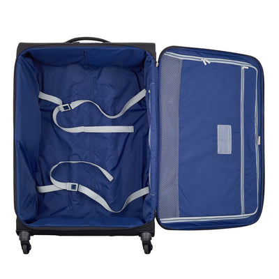 Delsey Brochant 78cm Large 4-Wheel Suitcase