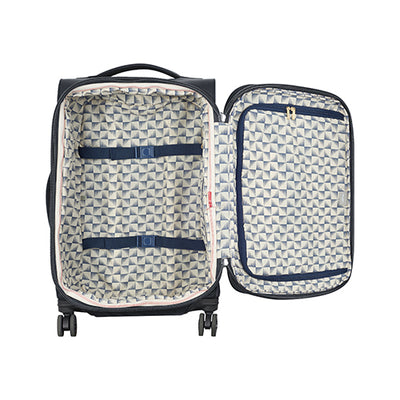 Delsey Montrouge 55x35x25cm Expandable 4-Wheel Cabin Case
