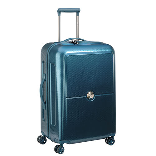 Delsey Turenne 65cm 4-Wheel Spinner Suitcase