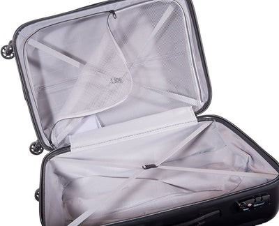 Eminent Air On 79cm Large 4-Wheel Spinner Suitcase