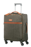 Samsonite Lite DLX 55cm 4 Wheel Spinner Cabin Case
