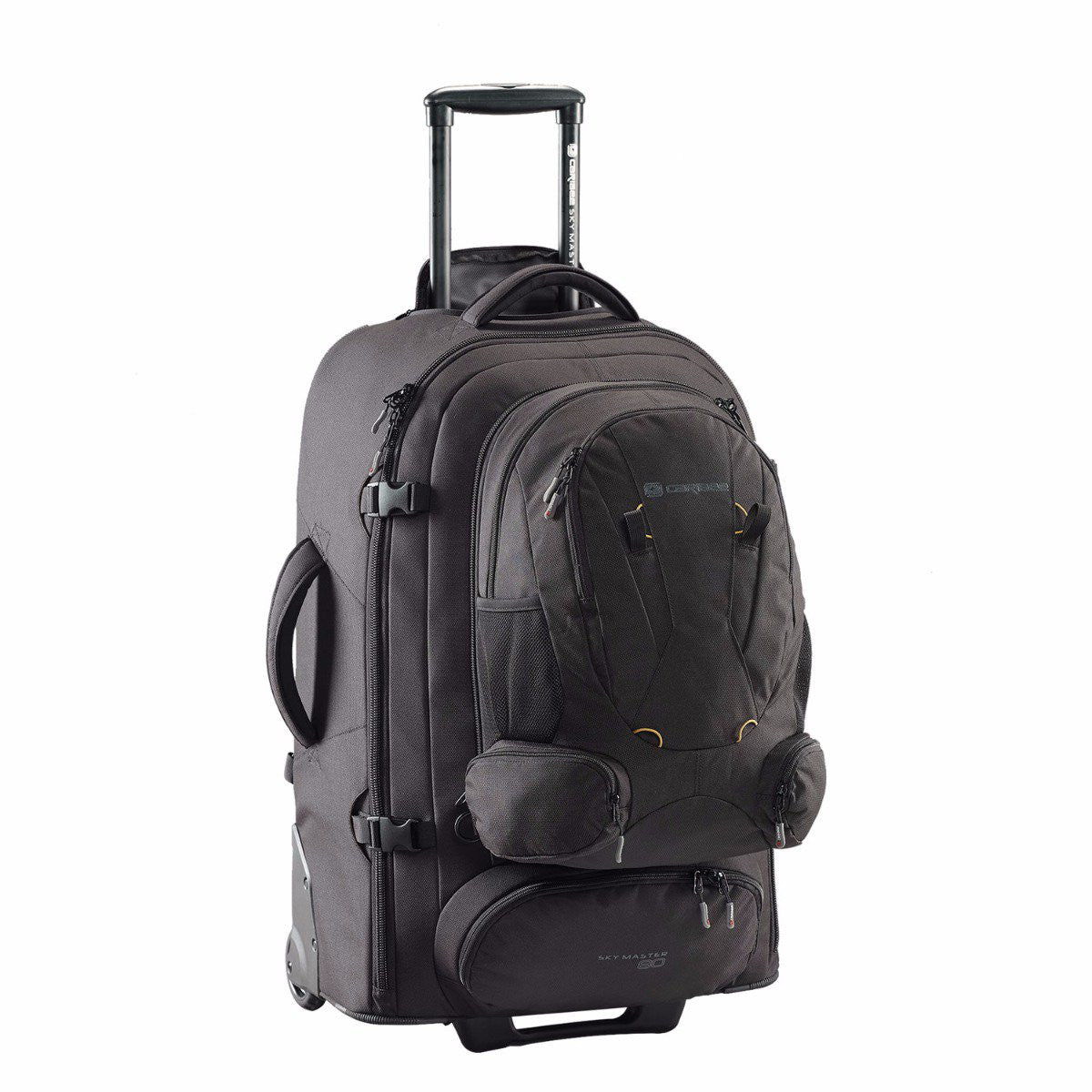 Caribee Sky Master 80 2 Wheeled Backpack Travelpack