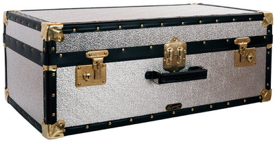 Mossman Stucco Covered Attaché Trunk