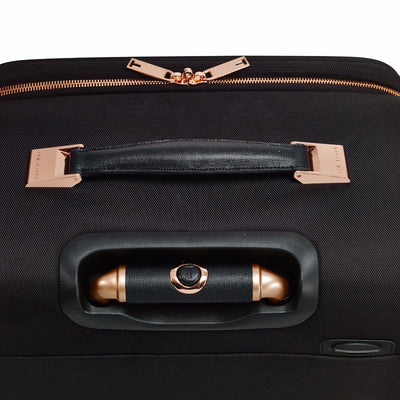 Ted Baker Albany Soft Side 4-Wheel 55cm Cabin Case