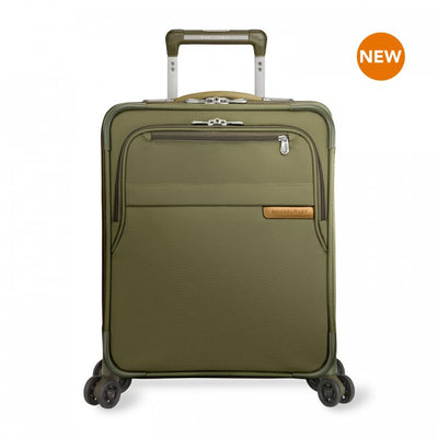Briggs & Riley Baseline International Carry On Expandable Wide Body Spinner