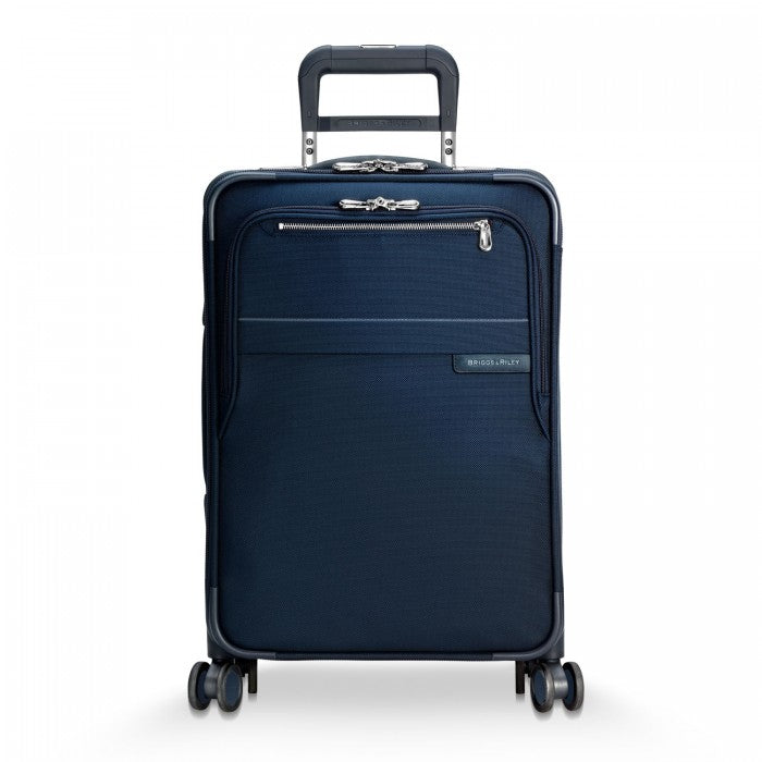 Briggs & Riley Baseline Domestic Carry On Expandable 4-Wheel Spinner