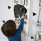 Growth Chart Nordic-Accessories-Wee Gallery-House Of Mint