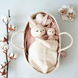House Of Mint-Toys-Fabelab-Bunny Comforter