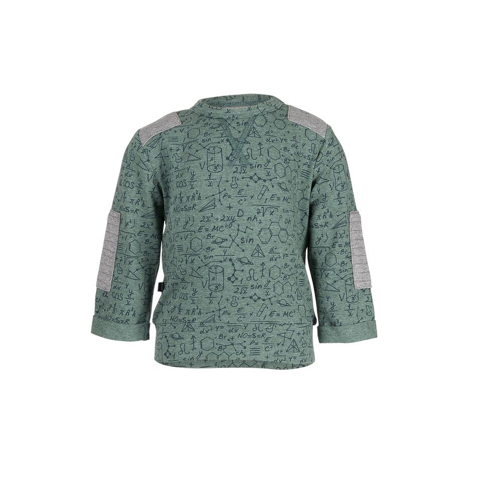 Science Sweater-Tops-Noeser-56-House Of Mint