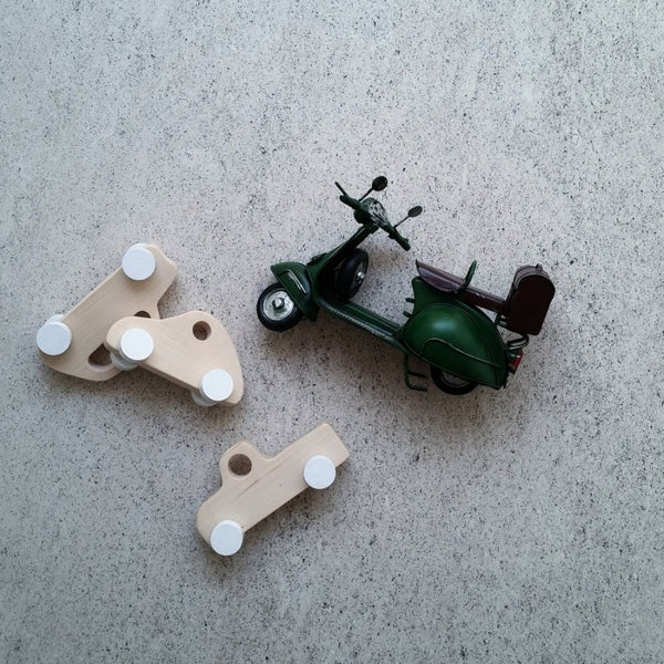Vintage Cars-Toys-Pinch Toys-Mini Set-House Of Mint