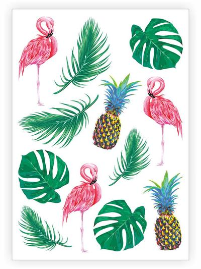 Tropic-Tattoos-Ducky Street-House Of Mint