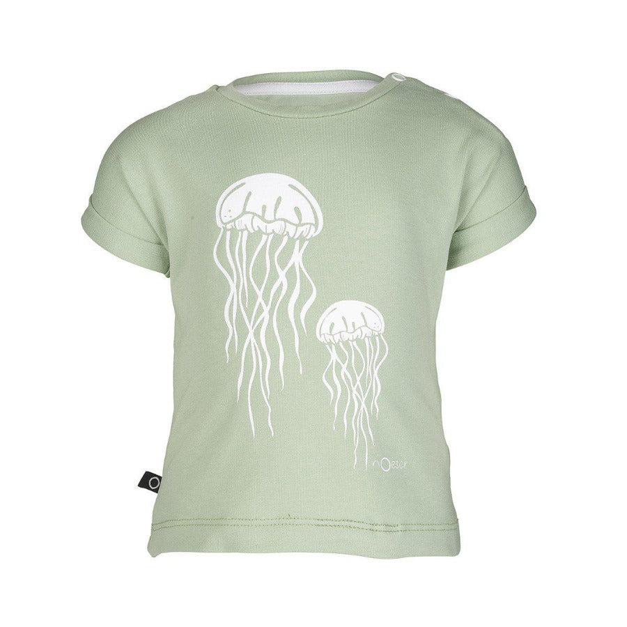 House Of Mint-Tops-Noeser-Jellyfish Mint T-shirt