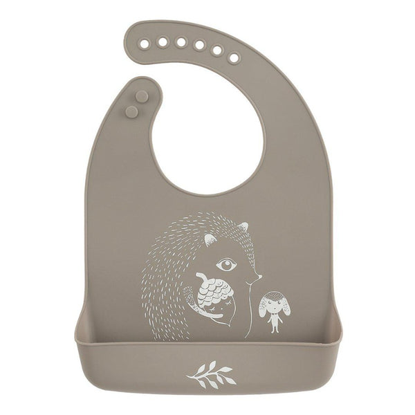 Baby bib By Lille Vilde Eat House of Mint