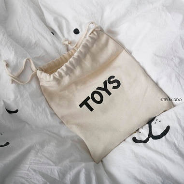 Toys Fabric Bag Small