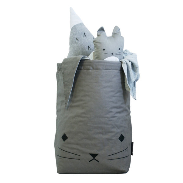 Cat Storage Bag-Accessories-Nursery- Kids-Accessories-Fabelab-House Of Mint