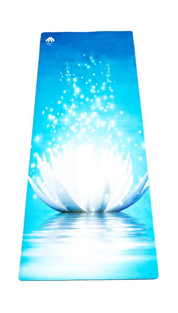 The Enchanted Lotus Yoga Mat