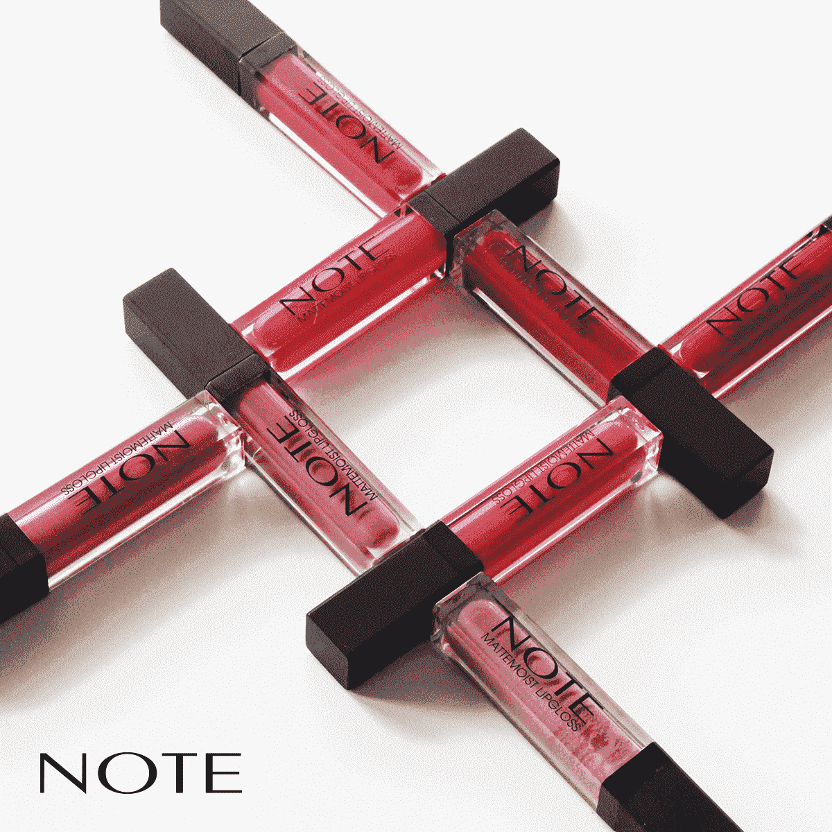 Lip Glosses-Note Beauty