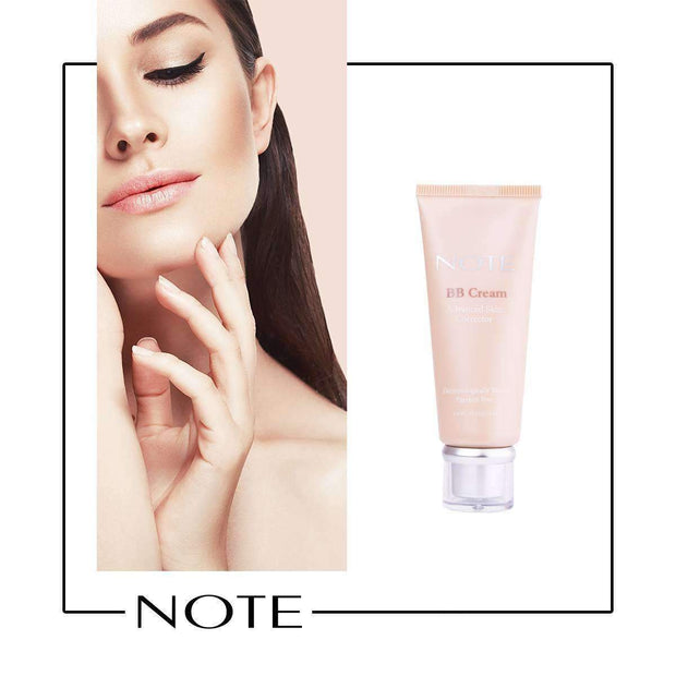 BB Cream - Note Beauty