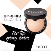 Terracotta Blusher - Note Beauty