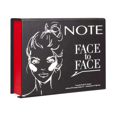 Face To Face Gift Kit - Note Beauty