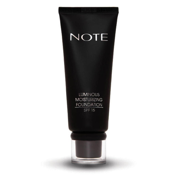 Luminous Moisturizing Foundation - Note Beauty