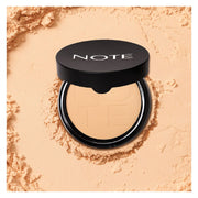 Luminous Silk Compact Powder - Note Beauty