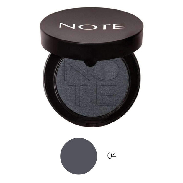 Luminous Silk Mono Eyeshadow - Note Beauty