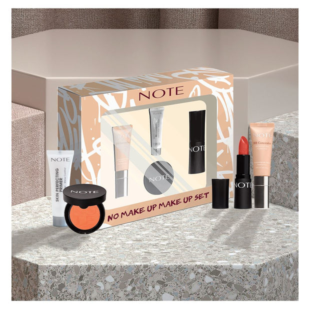 No Make-Up Gift Kit - Note Beauty