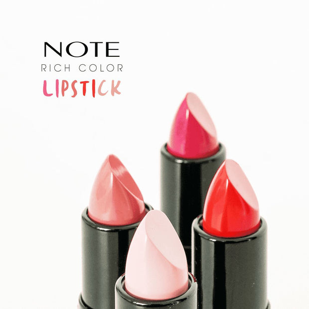 Rich Color Lipstick - Note Beauty