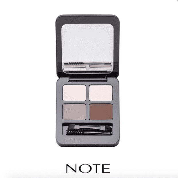 Total Look Brow Kit - Note Beauty