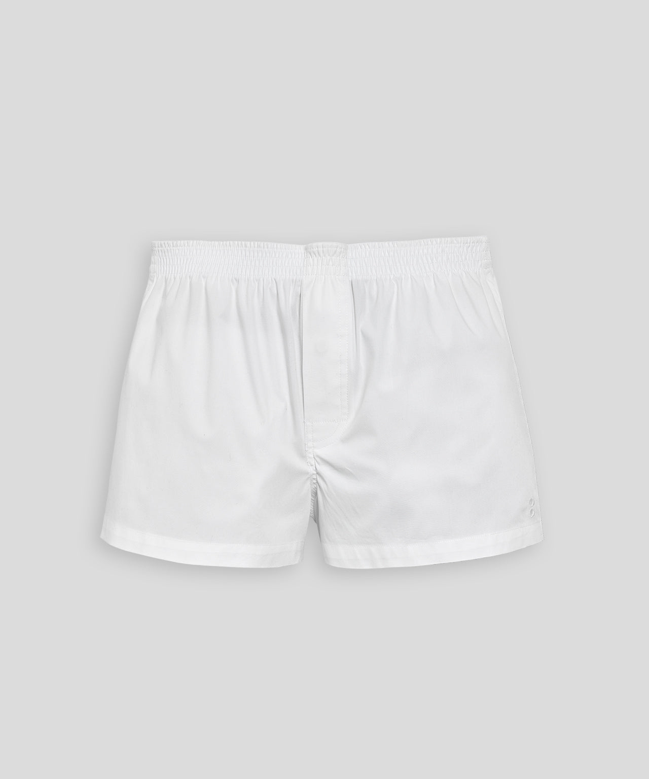 Boxer Shorts Classic Weekend Kit - white