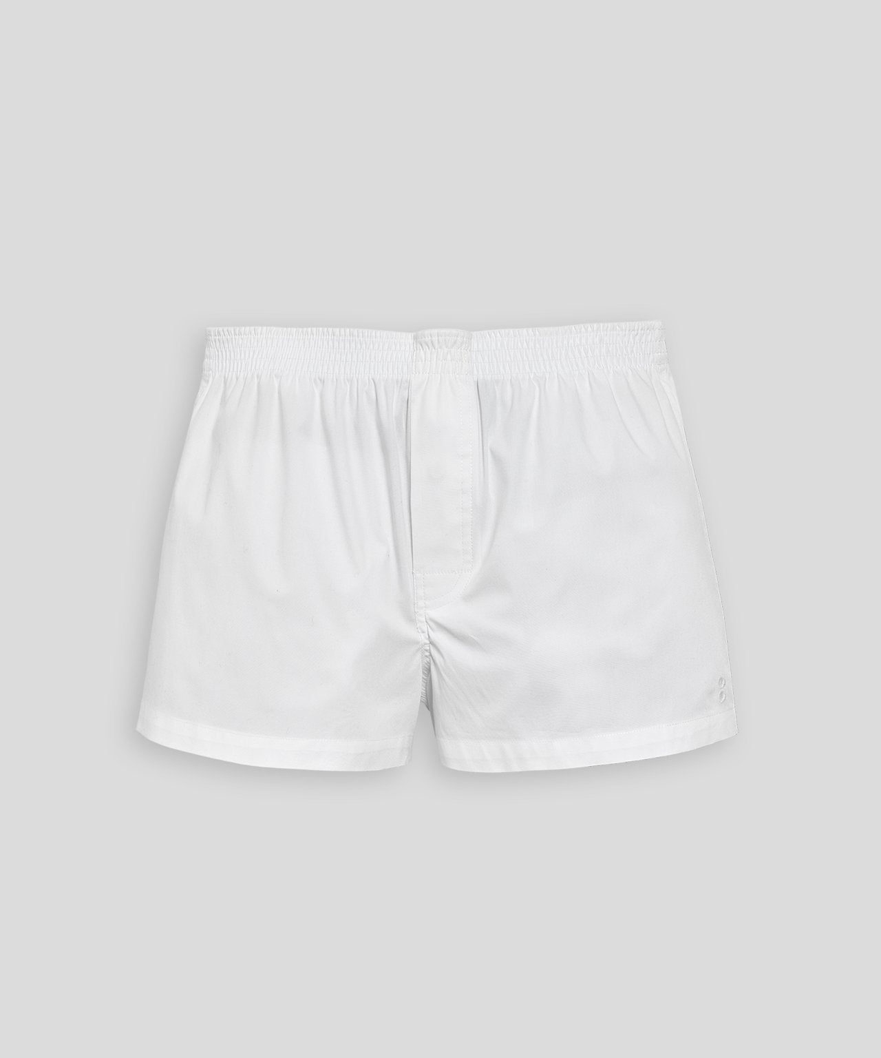 Boxer Shorts Weekend Kit - white