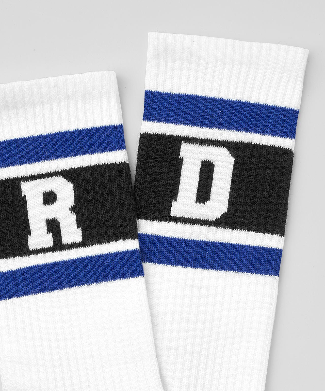Socks RD Stripes - electric blue