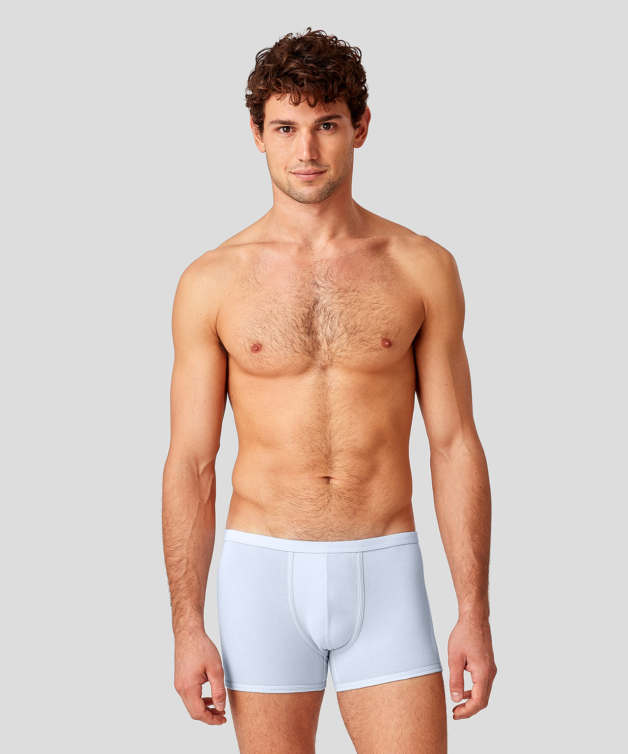 Boxer Briefs Discovery Weekend Kit - white