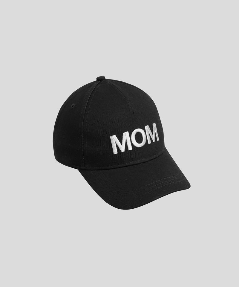 Coach Cap MOM - black