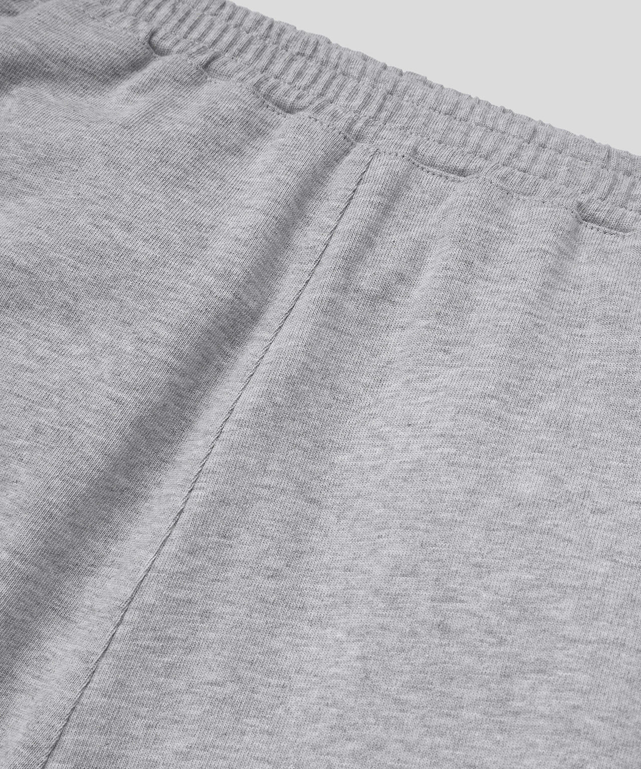 Home Shorts - grey melange
