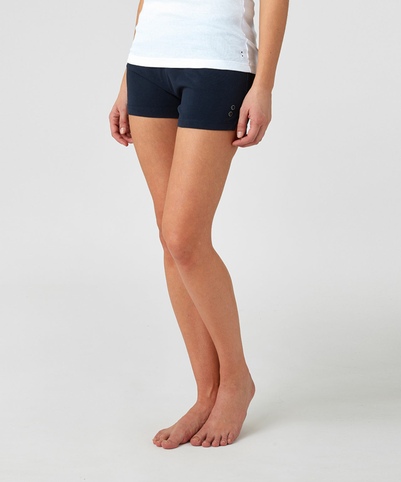 Home Shorts His For Her - navy