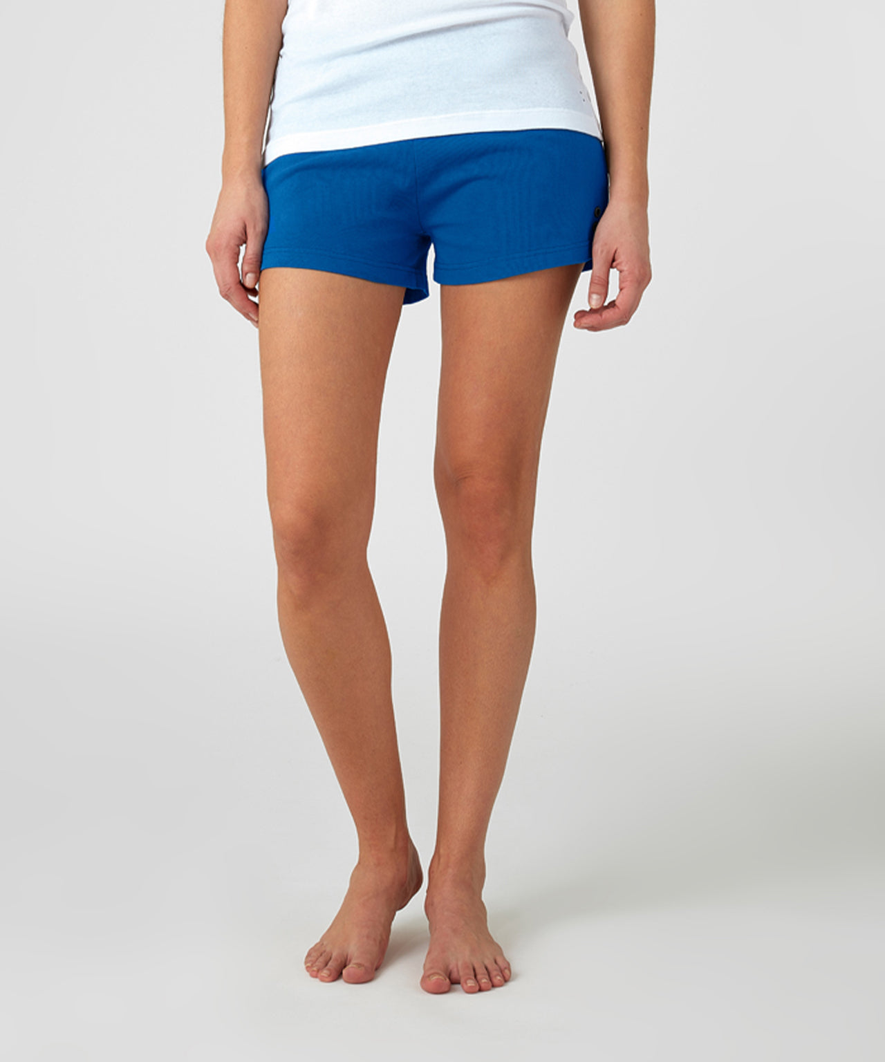 Home Shorts His For Her - electric blue
