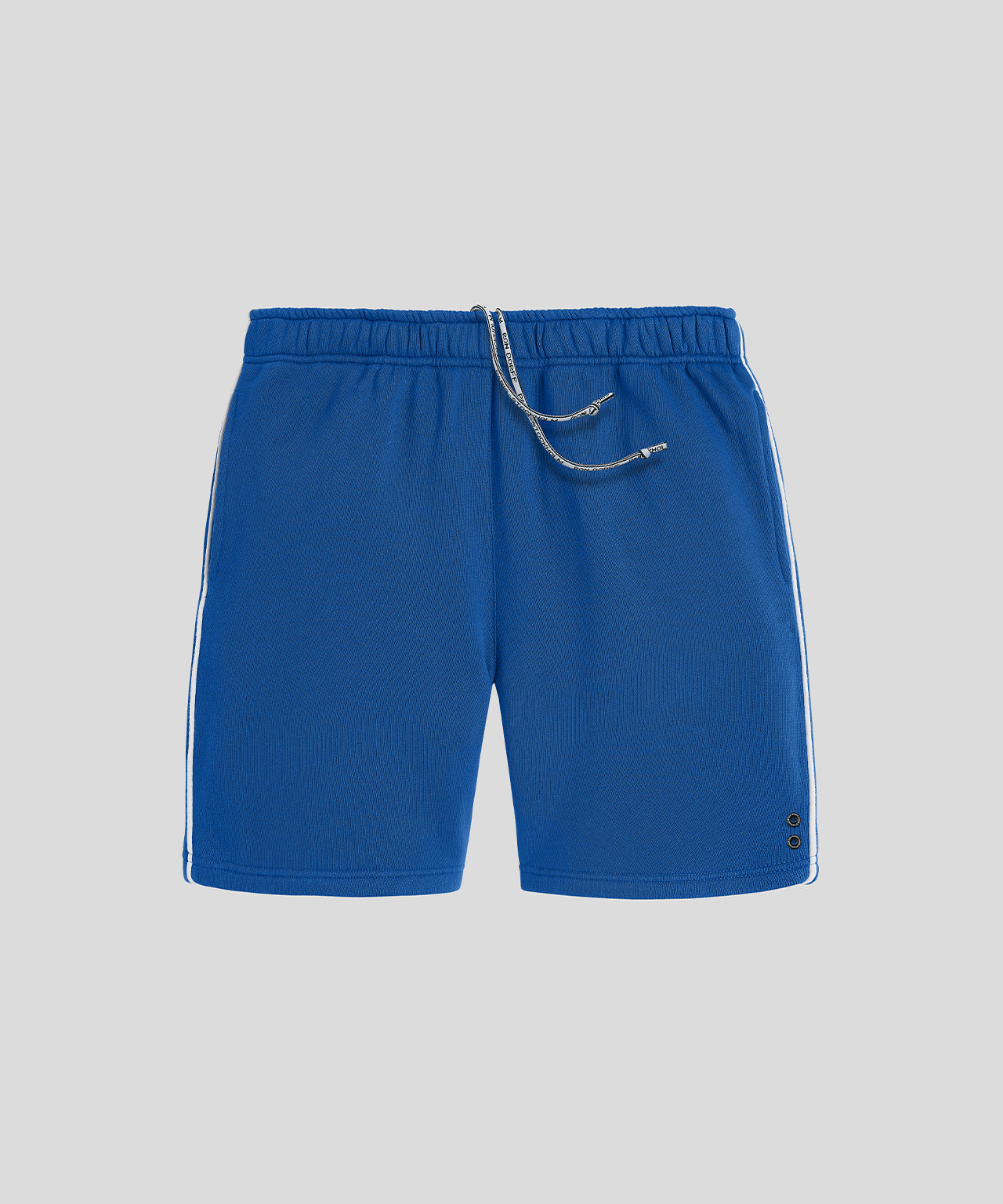 Jogging Shorts Piping - electric blue