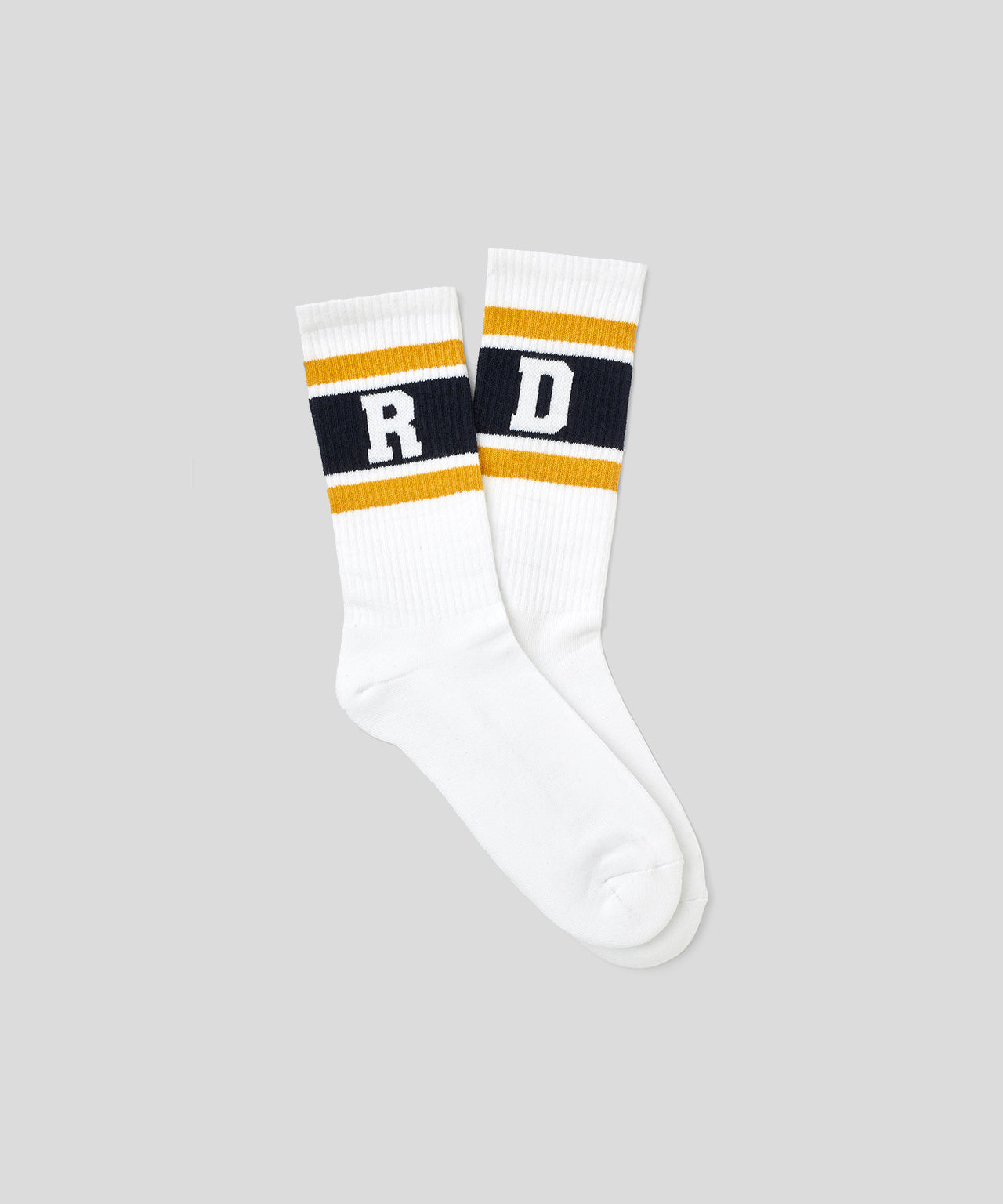 Socks RD Stripes - urban yellow