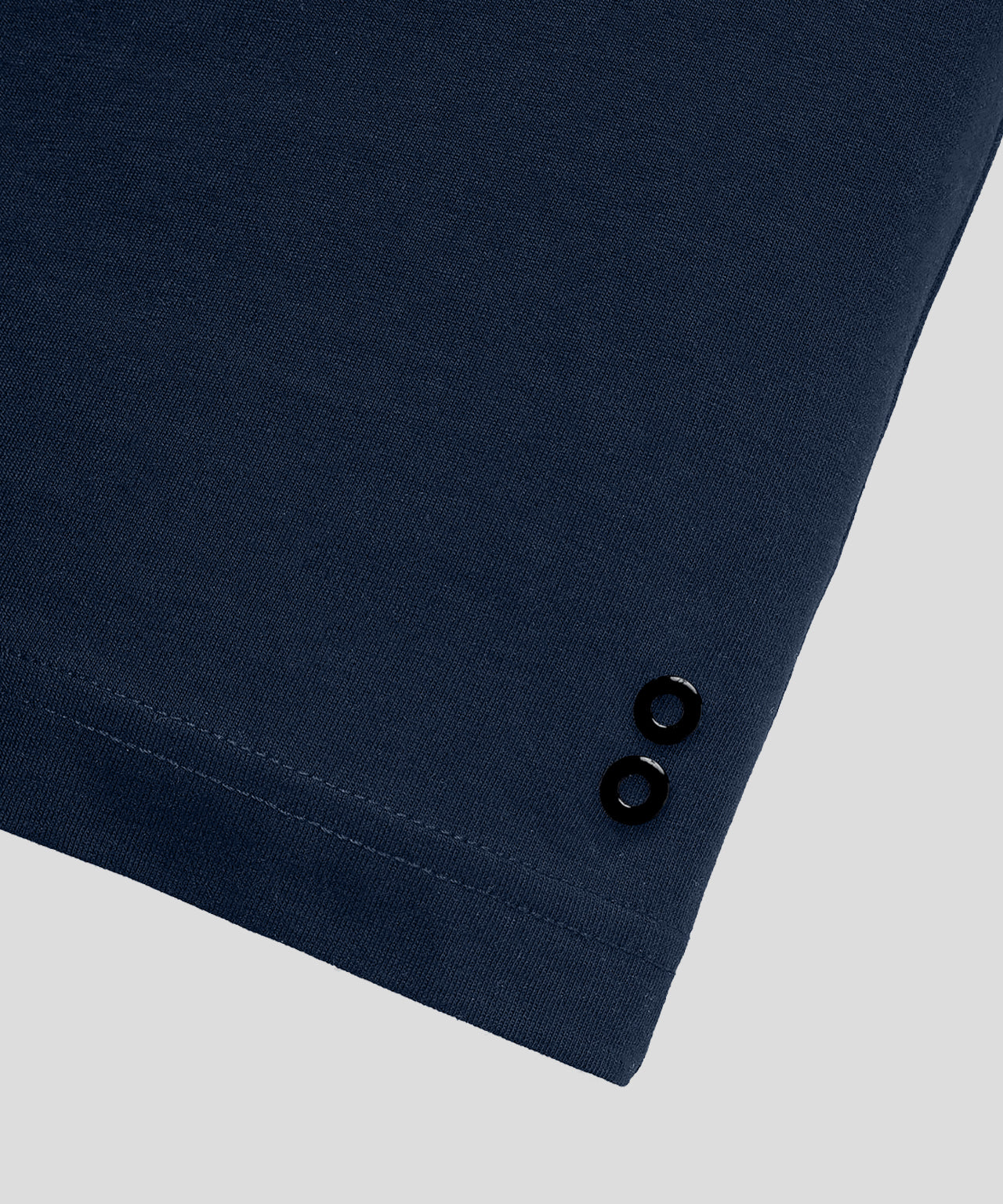 Long-sleeved T- Shirt - navy