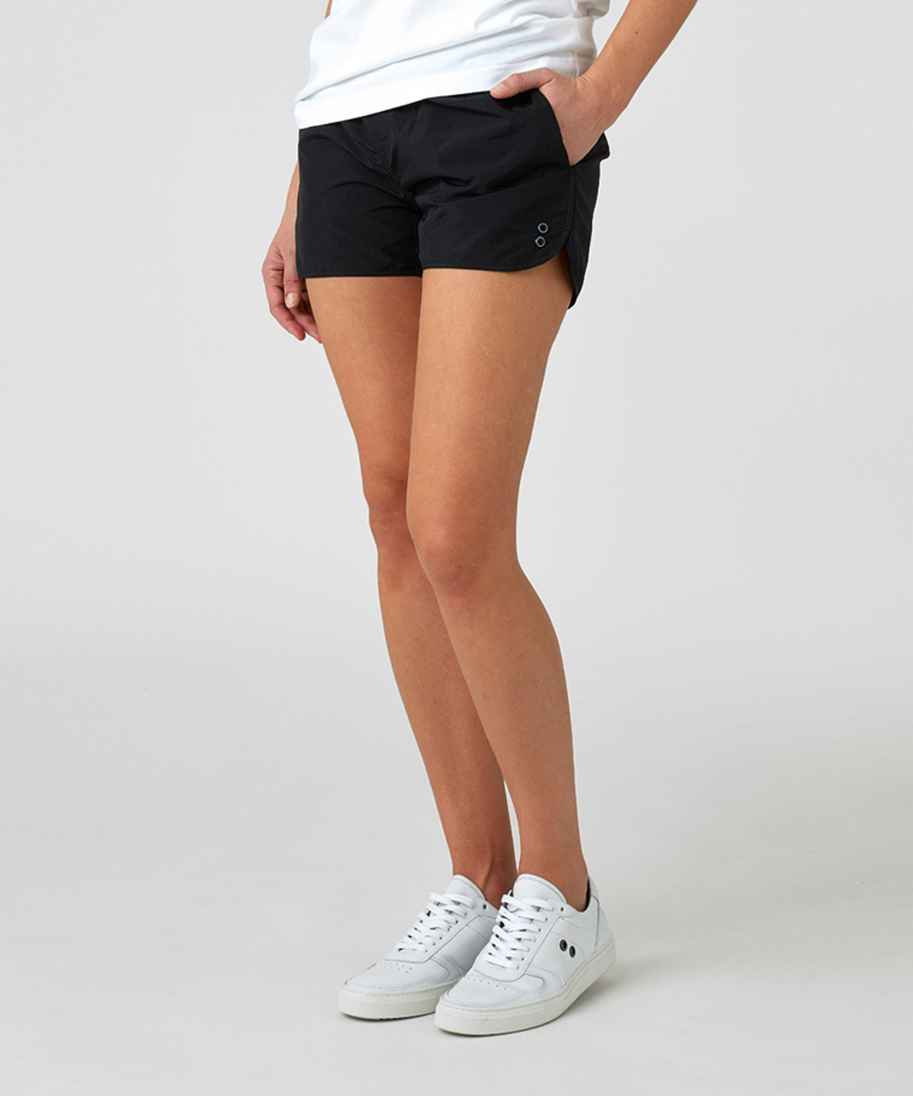 Marathon Shorts His For Her - black