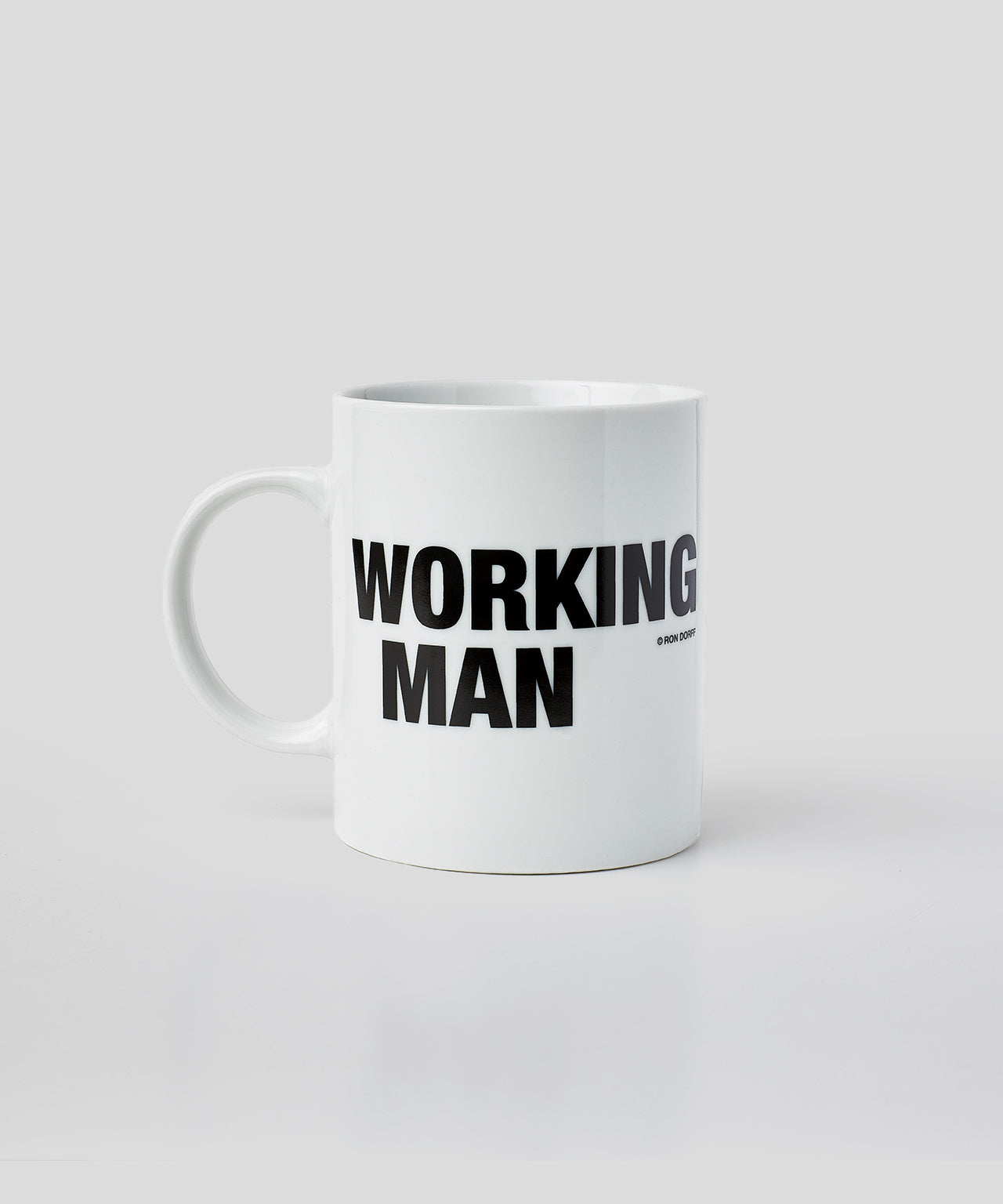 Mug WORKING MAN - white