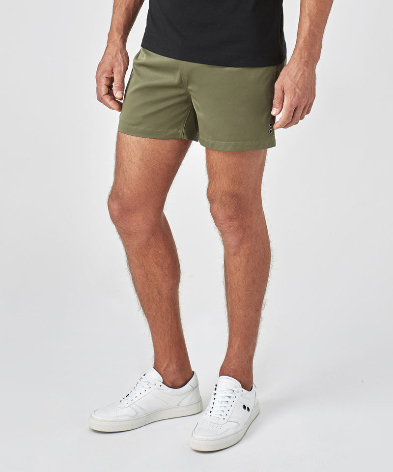 Exerciser Shorts - khaki